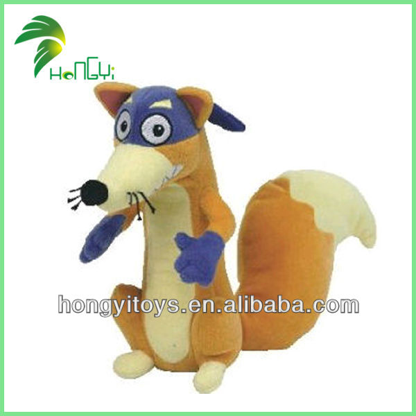 Custom Manufacturers Sly Fox Plush