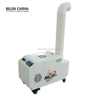 3L/Hour Belin ultrasonic personal humidifier as seen on tv
