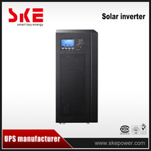 Low frequency 10KW off grid pure sine wave solar inverter/ mppt charge controller