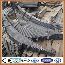 Suspension System Parabolic Leaf Spring, Trailer Plate Springs