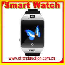 1.54Inch 240 x 240 Display 2.0 MP Camera MTK 6577 Dual Core reloj inteligente bluetooth q18s Android Smart Watch Phone