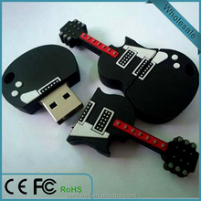 Wholesale Lovely Guitar 1GB- 64 GB USB Flash Drive