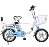 16 Inch electric bicycle 48v hot sale