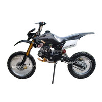 best selling chinese cheap automatic 125 cc dirt bike