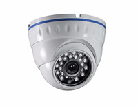 1MP CMOS 720P IR outdoor color metal dome ahd camera
