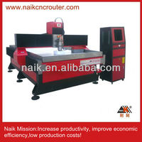 machine cut crystal glass stones with professional skill support TC-1625