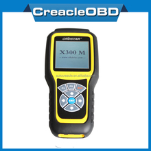 OBDSTAR X300M OBDII Odometer Correction X300 M Mileage Adjust Diagnose Tool Via OBD Update By TF Card