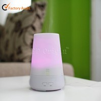 Essential oil diffuser aroma diffuser 7 color / ultrasonic diffuser 100ml / essence humidifier