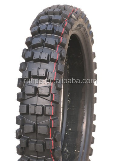Hot sale high quality motorcycle tyre and tube 4.10-18
