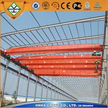 LD electric single girder bridge crane18t