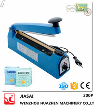 mini plastic bag sealer 200mm film sealing machine super sealer