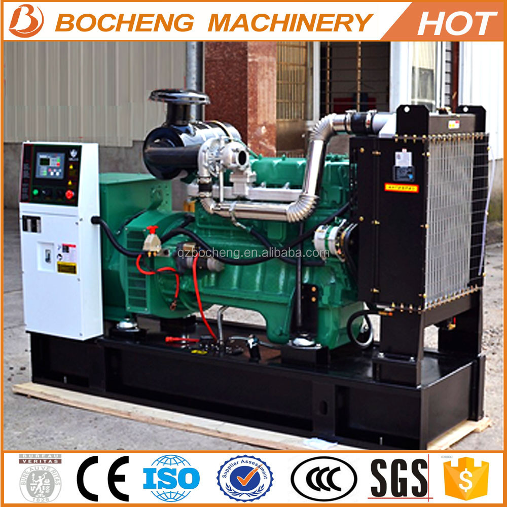 best price 5-5000kw generator powered by diesel engine 6BTA5.9