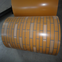 Popular Asian Style Steel Color Coated steel Sheet/ Roof Tile Price