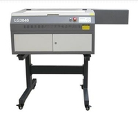 G.weike tag equipment sale/perspex laser engraving machine LG3040
