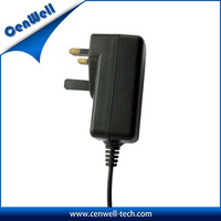 wall mount cenwell 12V 3A KC approval ac dc power adapter