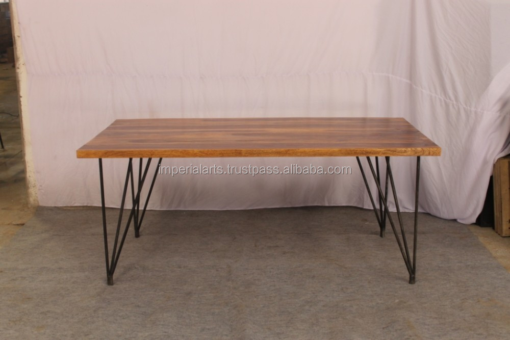 List Manufacturers of India Crank Table Buy India Crank  : Industrial Iron Wood Dining Table from www.karimunjawaadventure.com size 1000 x 667 jpeg 93kB