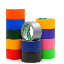Manufacturer Adhesive Specific Heat Resistant Cloth Carpet Binding Seaming Colored Design Custom Printed Duct Tape