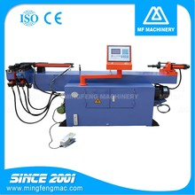 DM-50NC anti-wrinkle device aluminium automatic counting tube bender machine