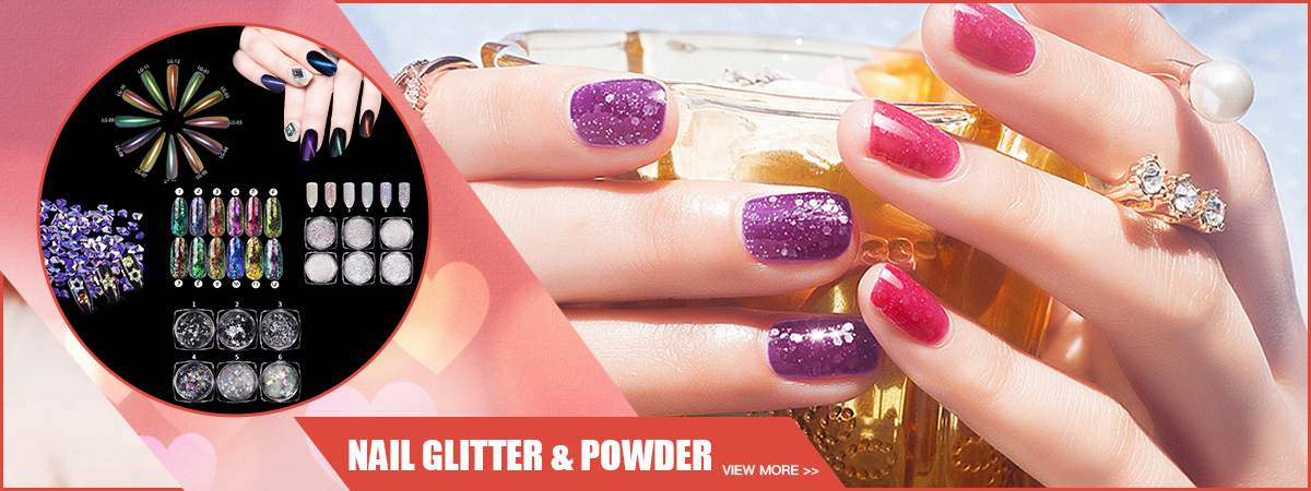 Yiwu Zilong Arts & Crafts Company Ltd. - Nail Power, Nail Glitter
