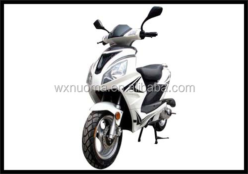 stable performance excellent shock absorber Chinese cheap 50cc 125cc 150cc gas scooter motorcycle with EEC