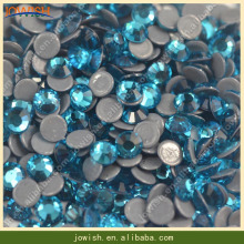 Wholesale Crystal Color Austrian flatback hotfix rhinestone for garment