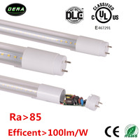 large in stock t8 led neon tube g13 25w