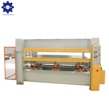Superior quality vacuum membrane used door press machine