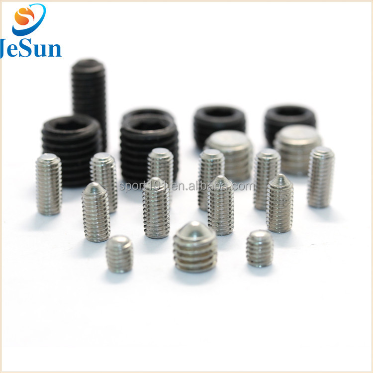 Shopping On Alibaba Com Hex Socket Mini Set Screw Cup Point Set Screw Types