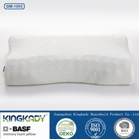 memory foam bed wedge plush pom pom pillow,inflatable sex wedge pillow