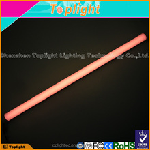 CE ROHS FCC pink/red light tube 32w t8