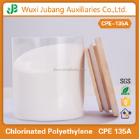 Chlorinated Polyethylene CPE135A for edge band meet your requirement