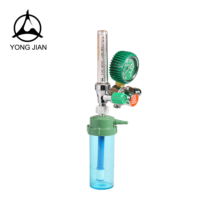 Excellent quality low price medical o2 pressure regulator
