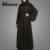Casual Loose Muslim Women Abaya New Egypt Islamic Ladies Simple Long Dress Traditional Black Prayer Clothes In Dubai