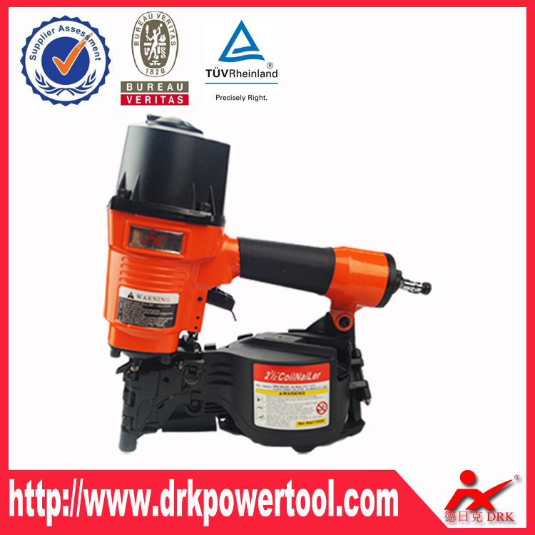 power tools air nailer coil nail gun for sale