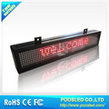 indoor led mini advertisement display sign