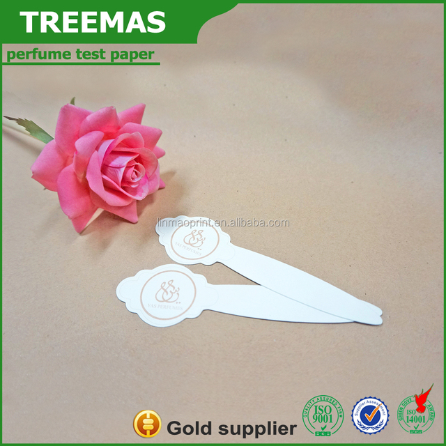 Discount perfume test paper/ fragrance test paper for fragrance oil using cosmetics industry