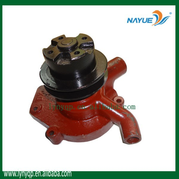 WEIFANG diesel engine parts water pump for ZHAZG1 ZH4100 R4105 wheel loader engine generator engine