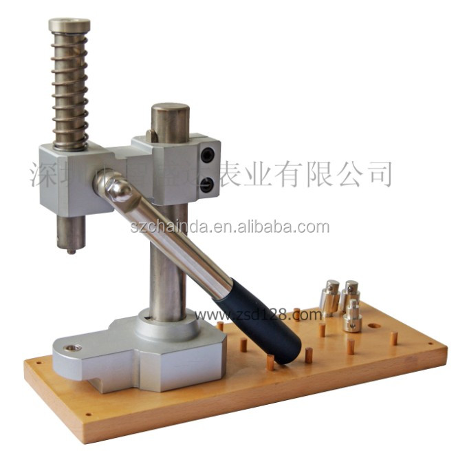 Latest Wholesale Heavy Duty Press Good for Mineral Glass Crystals with Gaskets and Tension Ring for Watch Repair