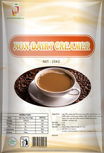 instant 3 in 1 coffee production line use non dairy creamer