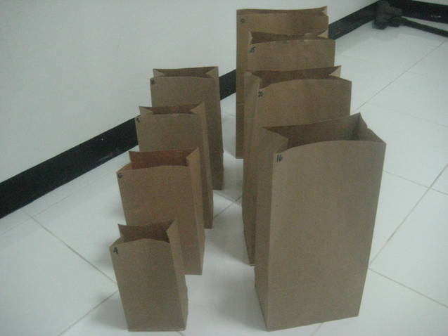 SUPOT / KRAFT PAPER BAG / GROCERY BAG