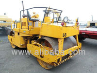 USED DYNAPAC CC21A TANDEM VIBRATORY ROLLER