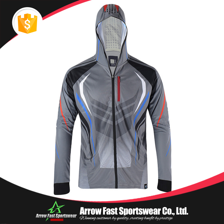 Wearing wholesale oem simple design fishing suit