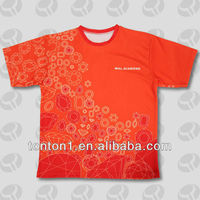 Custom Cheap 100% Combed Cotton T-shirt