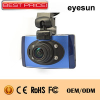 1080P WIFI car driving video recorder, Night vision, support smart phones remote control