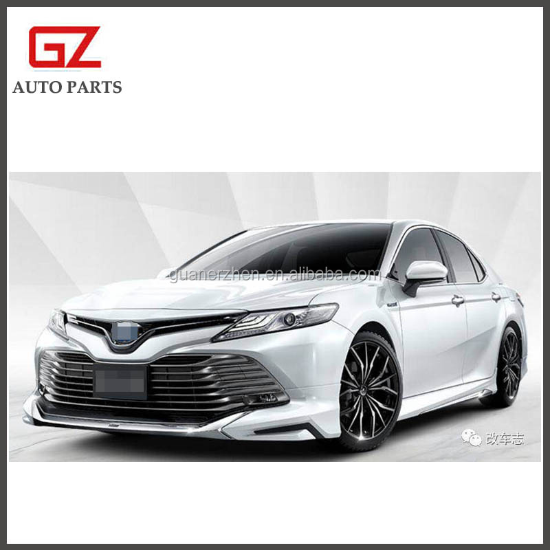 Body kit for 2018 new toyota carmy