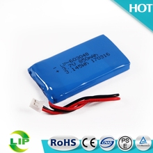 603048 li-polymer lithium polymer cell 3.7v/850mah rechargeable lithium-ion battery 6mm for sale