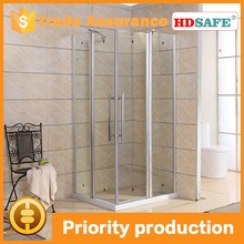 Hot sale 8mm tempered glass shower room with OEM/ODM design