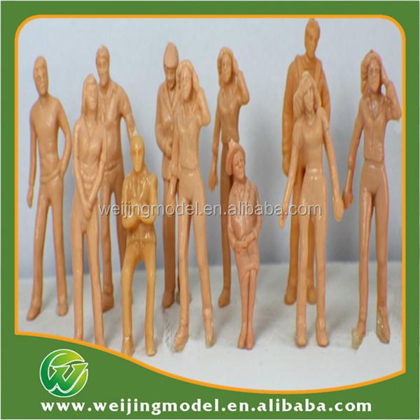scale model nude