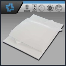 Radiation-resistant recycled ptfe sheet