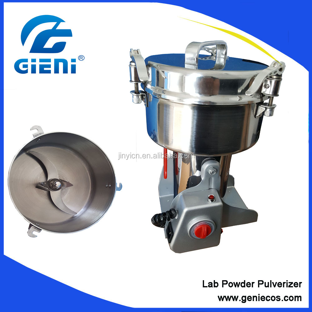 JMP-1000L Laboratory Pulverizer for Cosmetic Powder